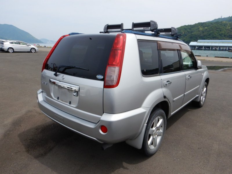 Тазик железный Nissan Xtrail NT30 QR20DE задний