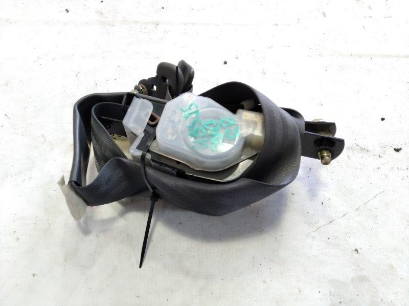 Ремень безопасности Isuzu Bighorn UBS69 6VD1 1997 передний правый