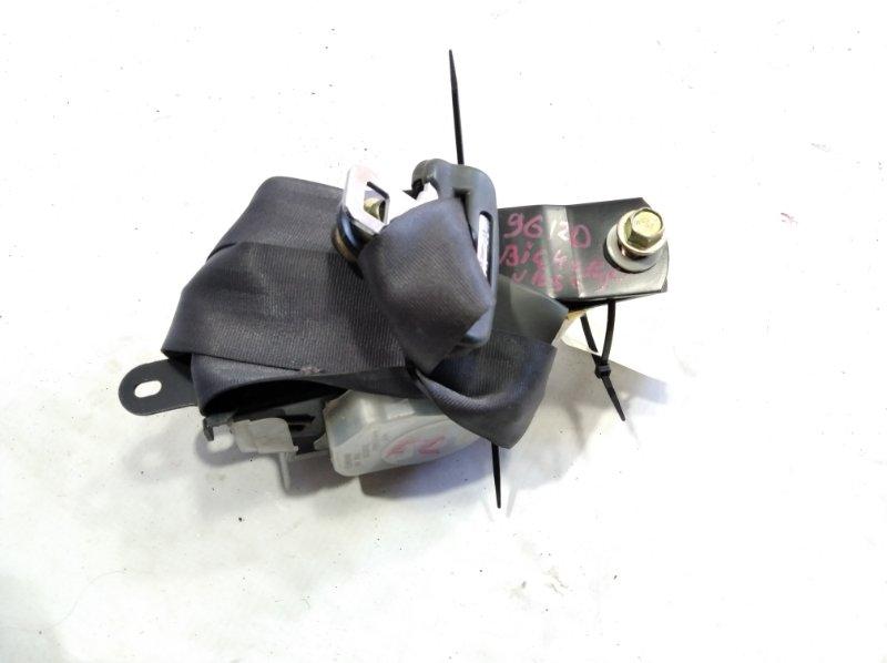 Ремень безопасности Isuzu Bighorn UBS69 6VD1 1997 передний левый