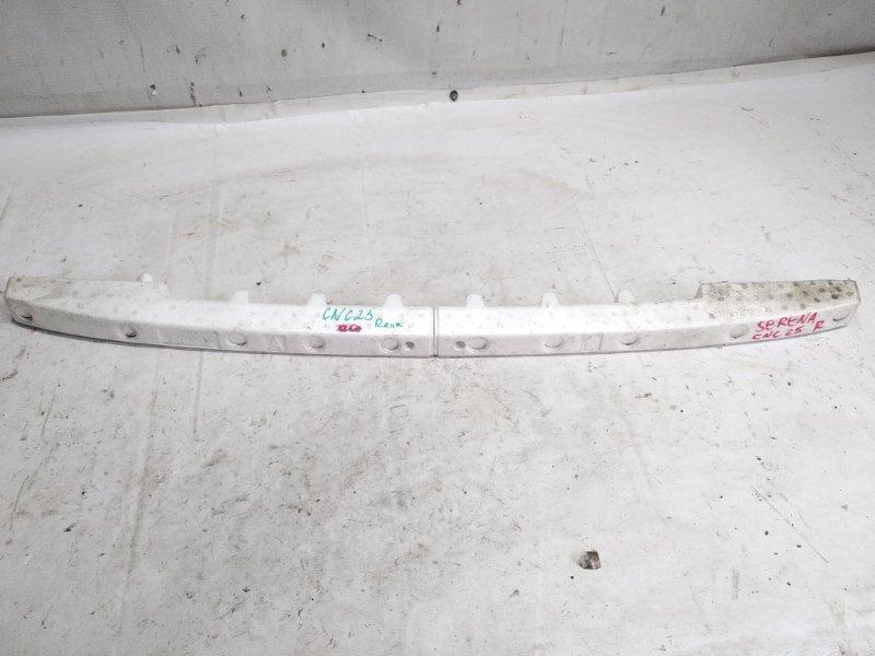 Пенопласт в бампер Nissan Serena C25 MR20DE задний