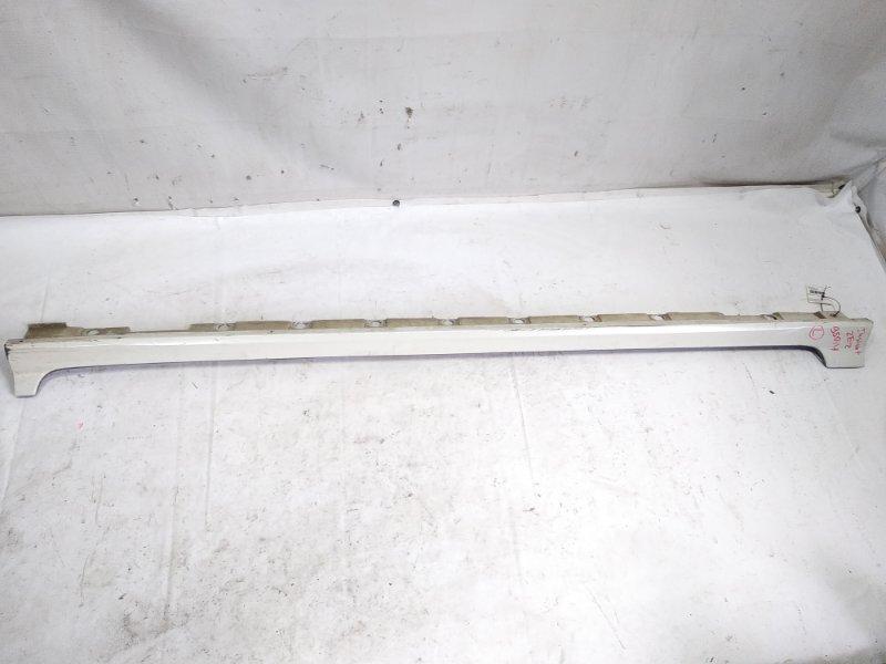 Порог Honda Insight ZE2 LDA 2009 левый