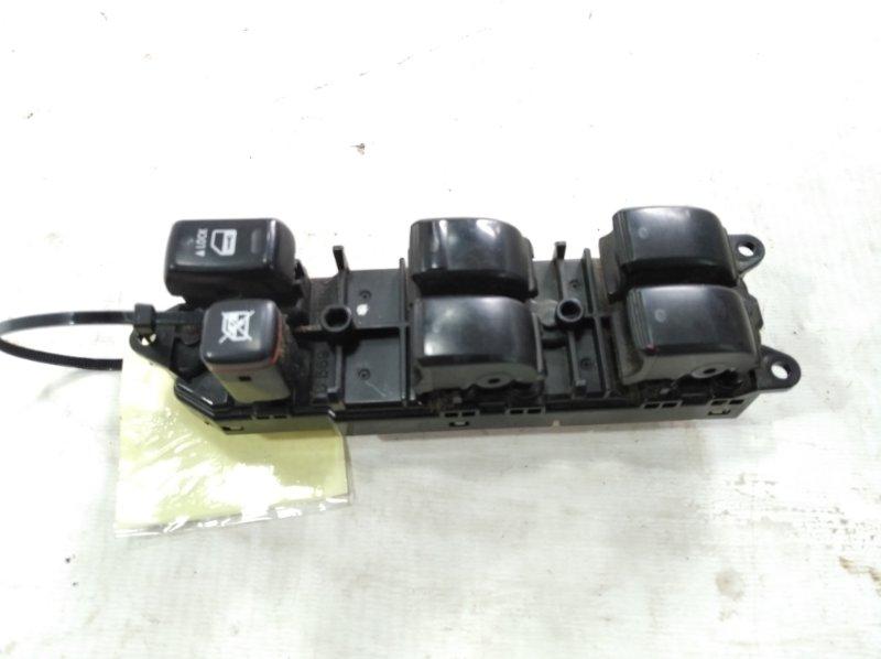 Блок упр. стеклоподьемниками Toyota Wish ZNE10 1ZZFE 2005 передний правый