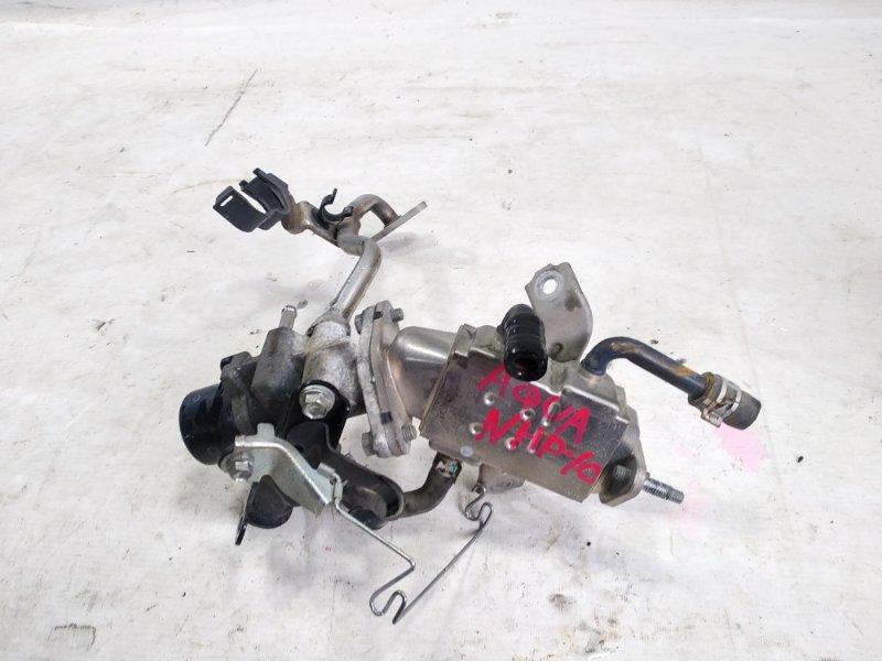 Клапан egr Toyota Aqua NHP10 1NZFXE