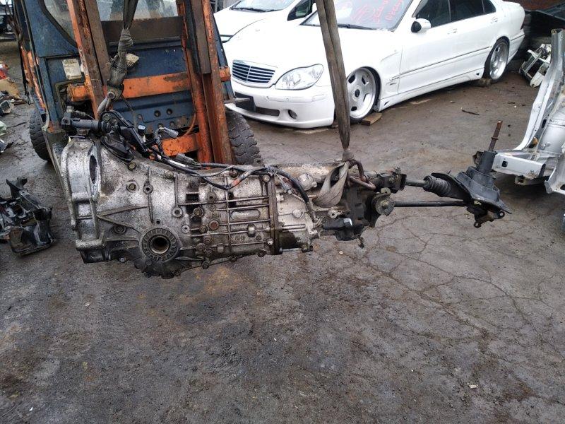 Мкпп Subaru Forester SG5 EJ20