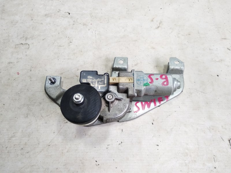 Моторчик заднего дворника Suzuki Swift ZC11S M13A задний