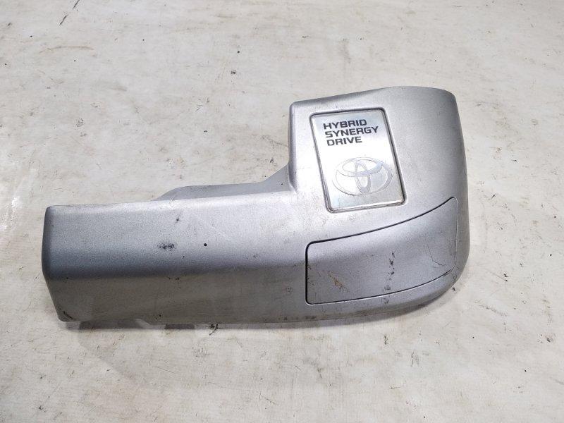 Пластиковая крышка на двс Toyota Estima AHR20W 2AZFXE 2010 передняя