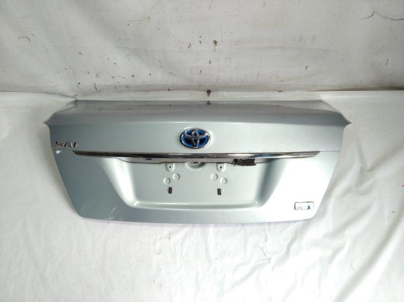Крышка багажника Toyota Sai AZK10 2AZFXE 2009 задняя