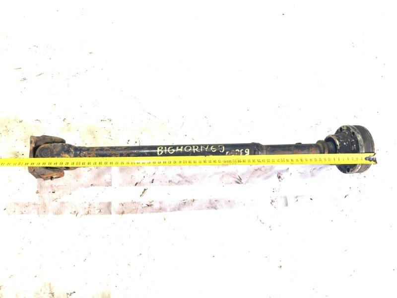 Карданный вал Isuzu Bighorn UBS69 4JG2 передний