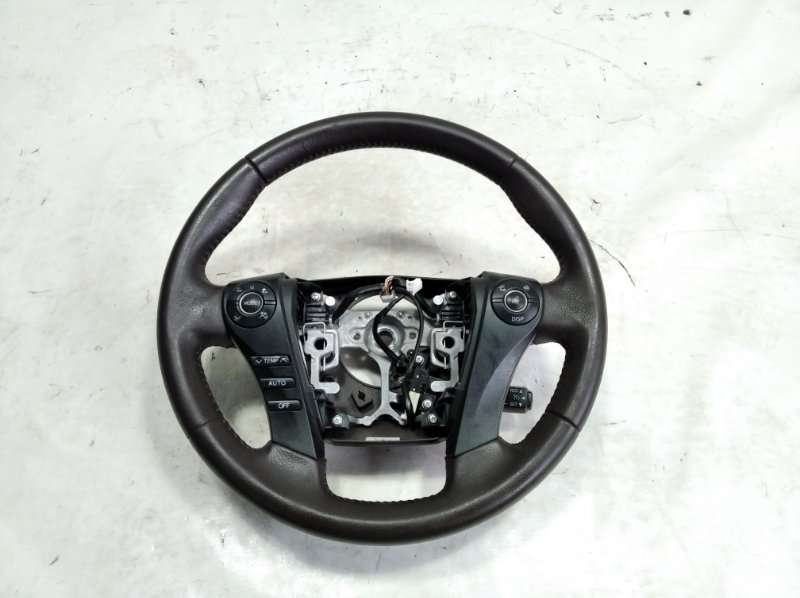 Руль Toyota Sai AZK10 2AZFXE 2009 передний правый