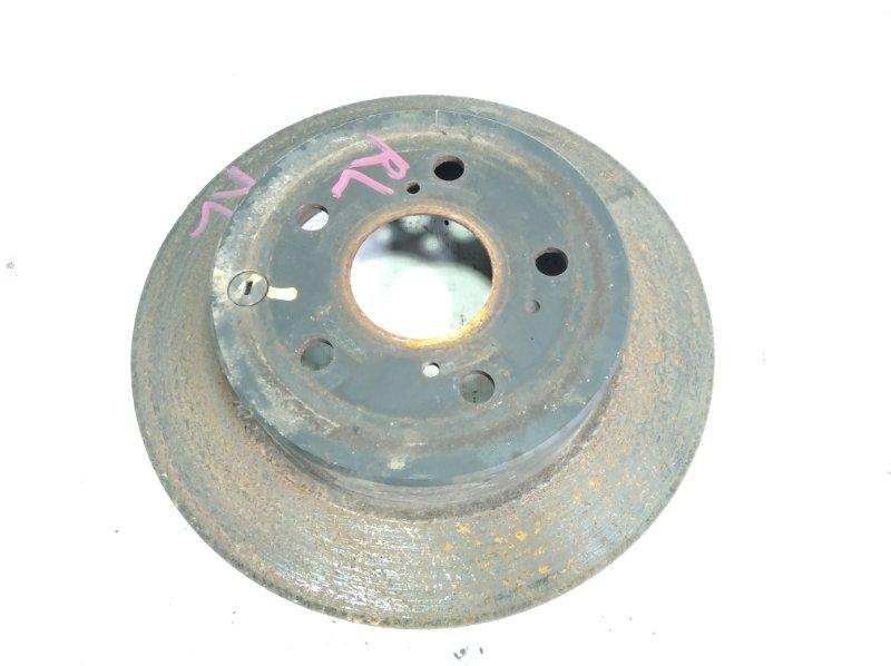 Тормозной диск Toyota Sai AZK10 2AZFXE 2009 задний левый