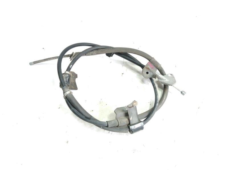 Тросик ручника Toyota Sai AZK10 2AZFXE 2009 задний левый