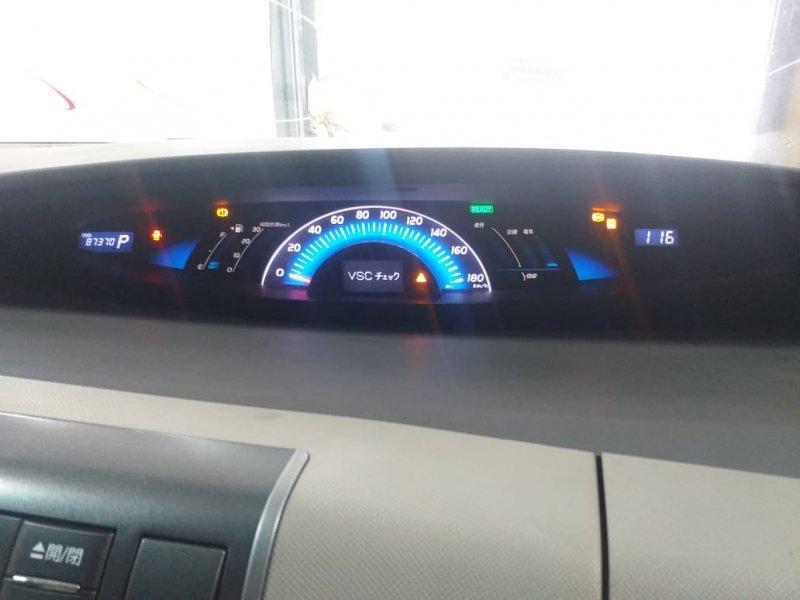 Спидометр Toyota Estima AHR20W 2AZFXE 2010 передний