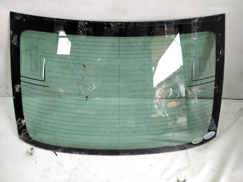 Заднее стекло Toyota Sai AZK10 2AZFXE 2009 заднее