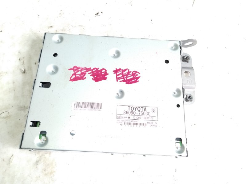 Tv tuner Toyota Sai AZK10 2AZFXE 2009