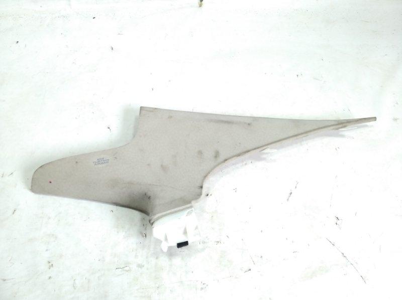 Обшивка стойки кузова Toyota Sai AZK10 2AZFXE 2009 задняя правая
