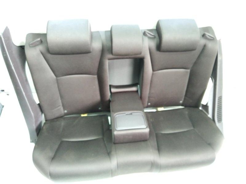 Сидение Toyota Sai AZK10 2AZFXE 2009 заднее