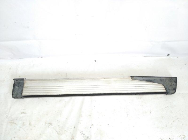 Подножка Nissan Safari WYY61 левая