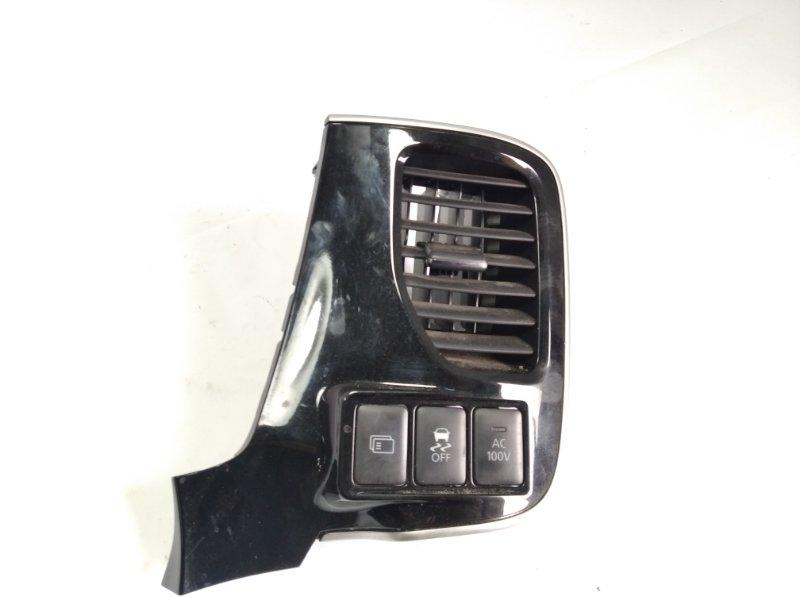 Дуйка Mitsubishi Outlander GG2W 4B11 2013 передняя правая
