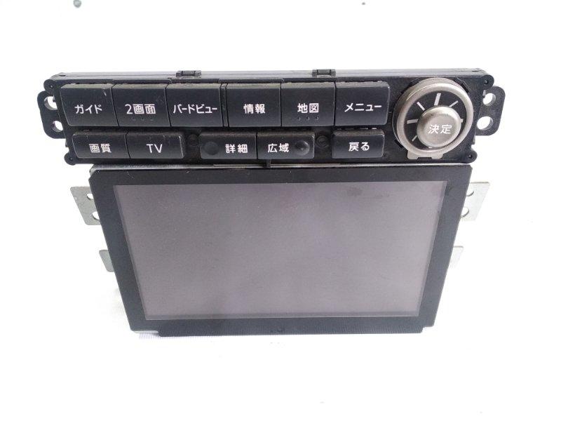 Монитор Nissan Xtrail T30 SR20VET передний
