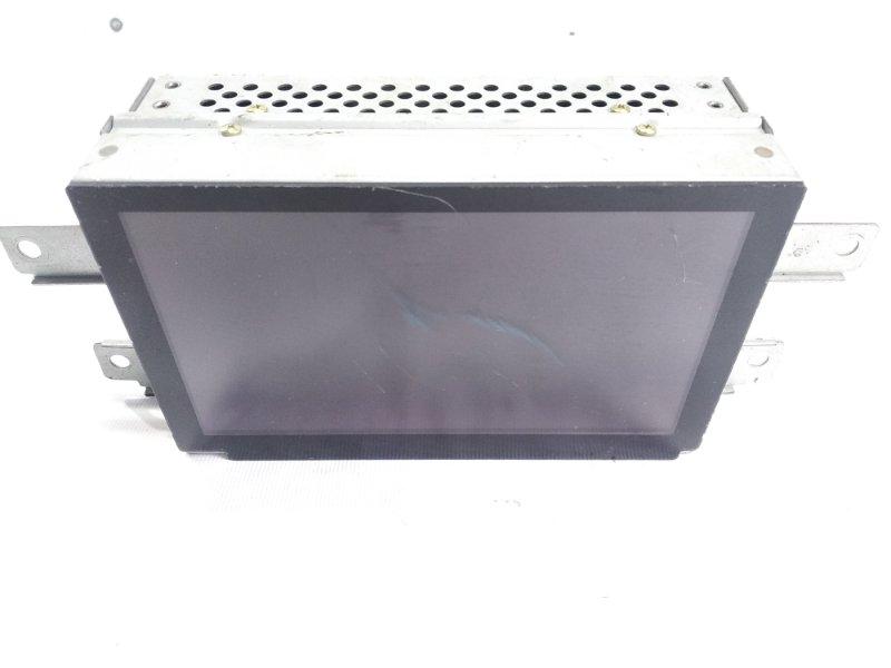 Монитор Nissan Serena PC24 SR20 2003 передний