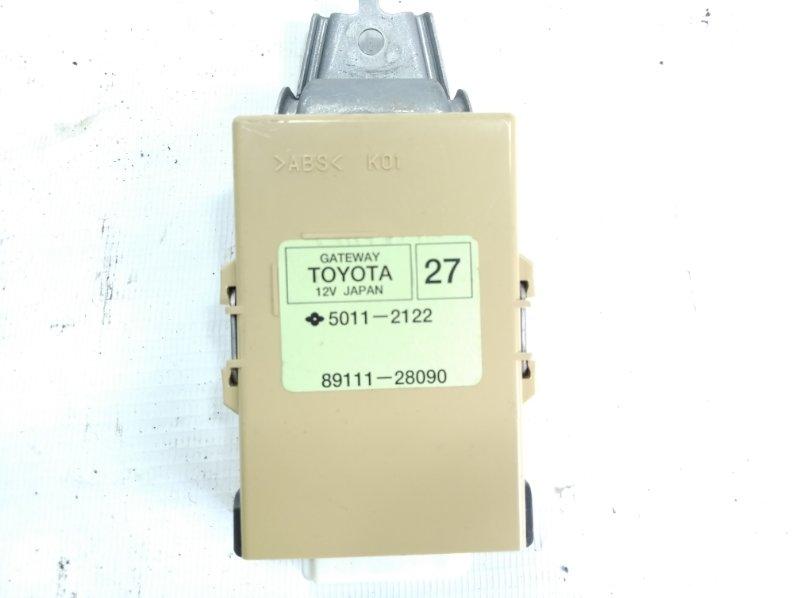 Блок управления Toyota Estima AHR20W 2AZFXE 2009