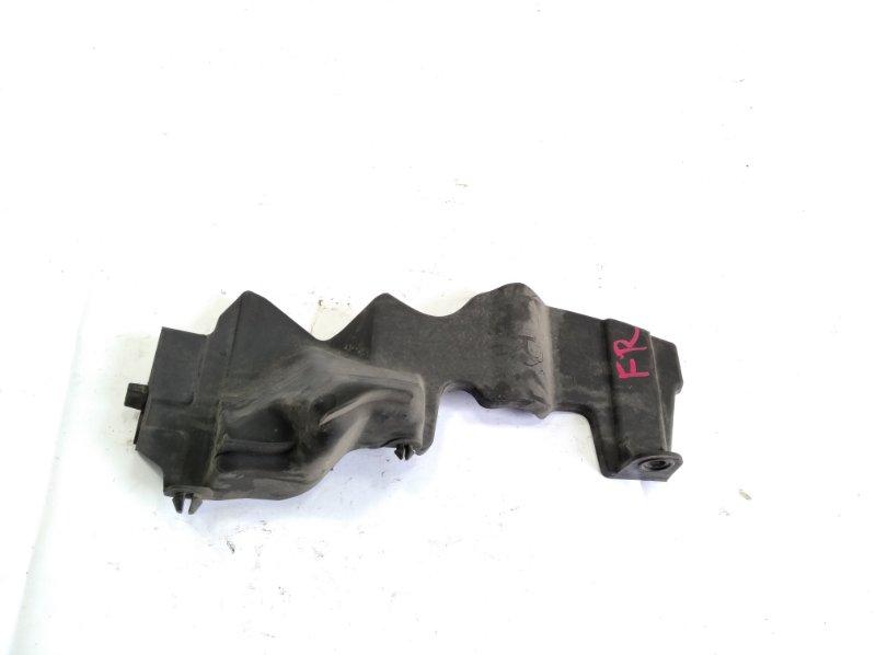Защита радиатора Honda Fit GP5 LEB 2014 передняя правая