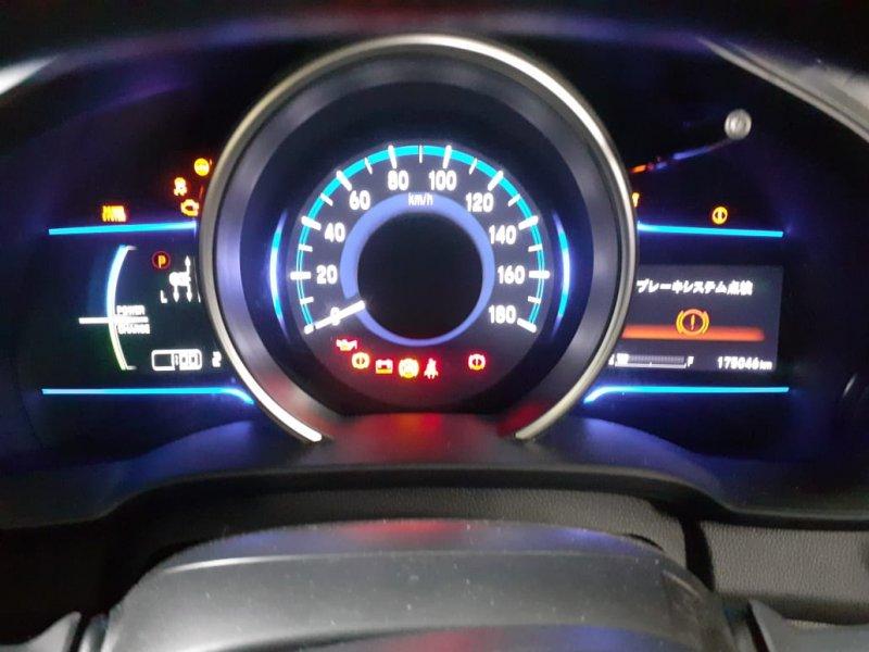 Спидометр Honda Fit GP5 LEB 2014 передний