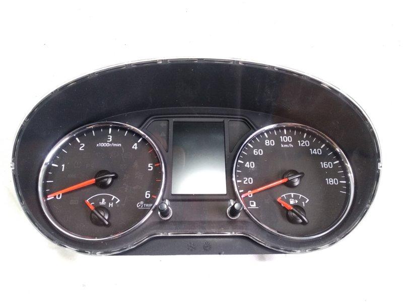 Спидометр Nissan Xtrail DNT31 M9R 2012 передний