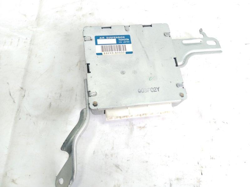 Блок управления подвеской Toyota Land Cruiser Prado VZJ121 5VZFE 2003