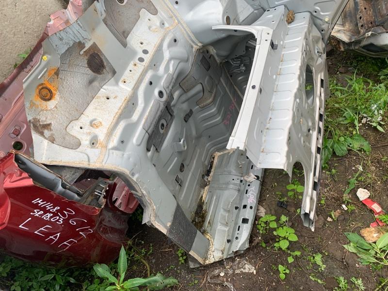 Тазик железный Toyota Platz NCP12 2NZFE 2004 задний