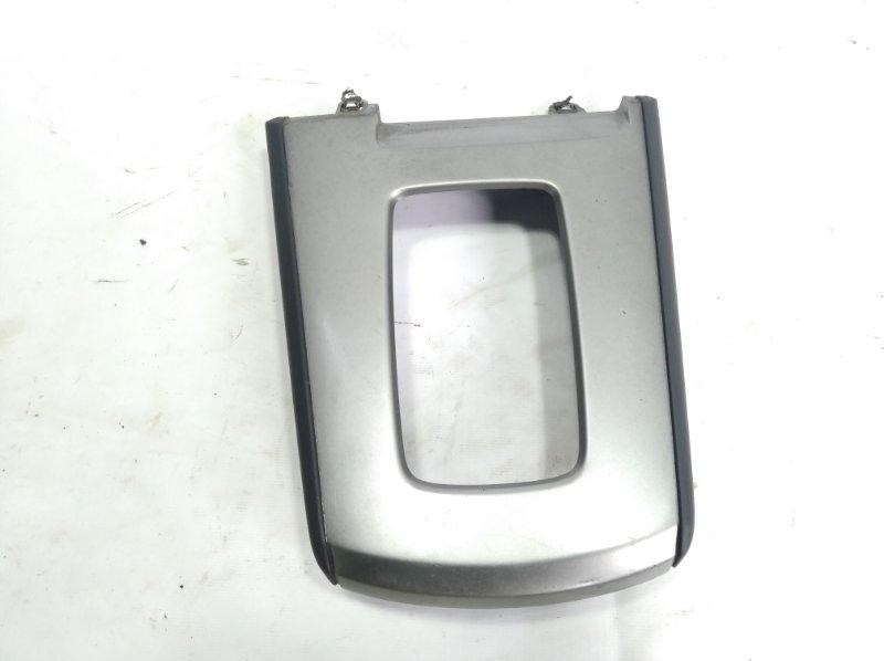 Консоль автомата Nissan Wingroad VFY11 QG18DE 2005 передний