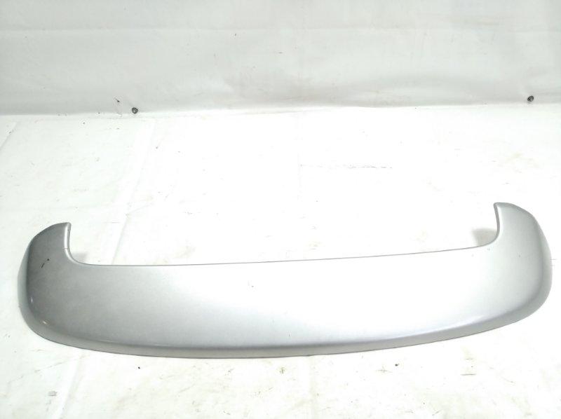 Спойлер Nissan Ad VFY11 QG18DE 2005 задний