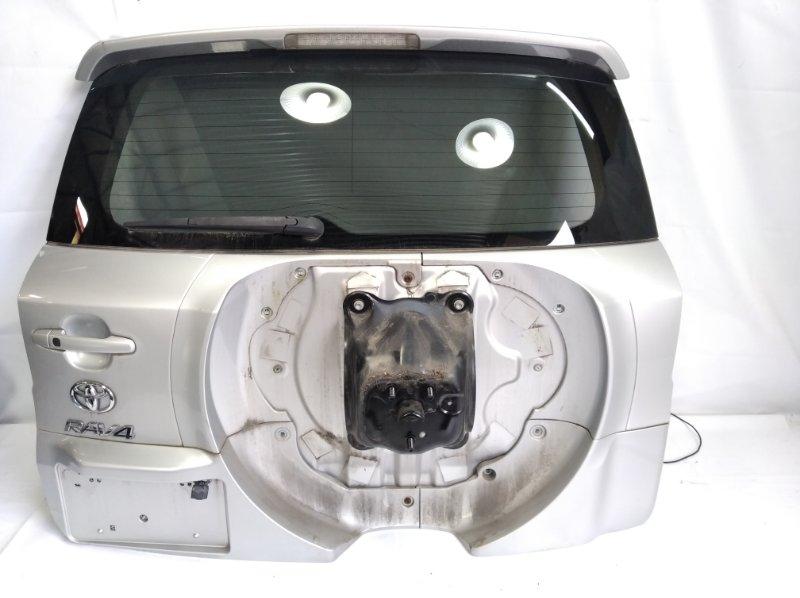 Дверь 5я Toyota Rav4 ACA31 2AZFE 2006 задняя