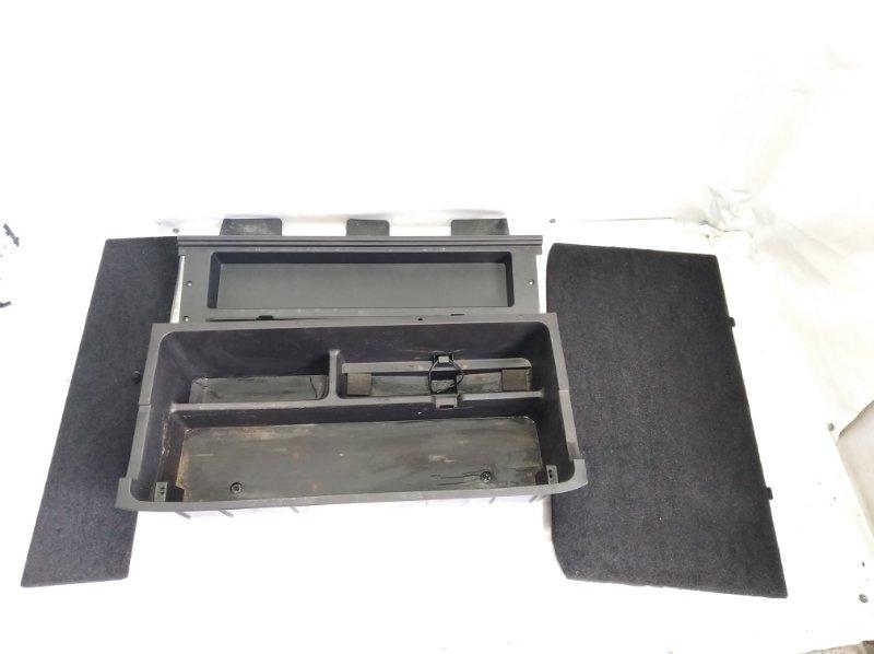 Ванночка в багажник Toyota Rav4 ACA31 2AZFE 2006 задняя