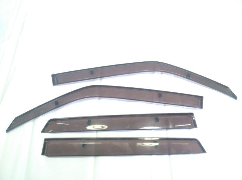 Ветровики комплект Nissan Juke YF15 HR15DE 2011