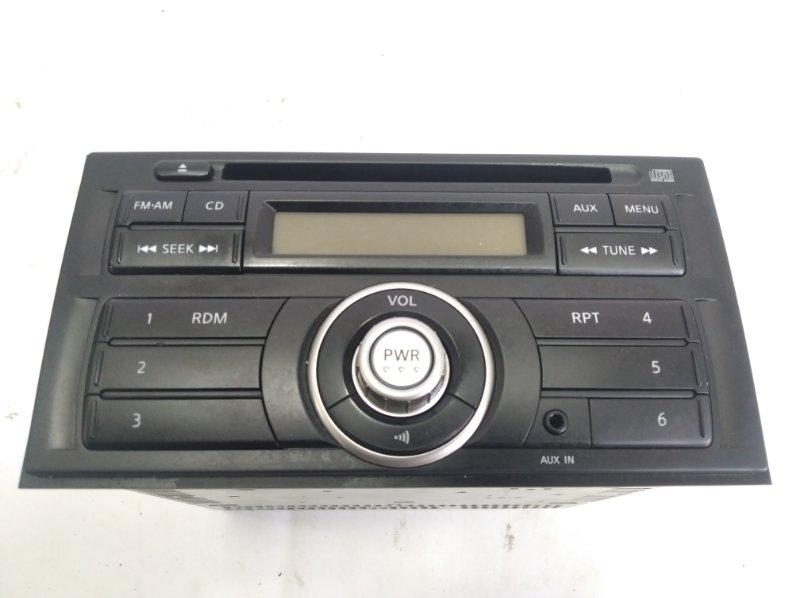 Магнитофон Nissan Juke YF15 HR15DE 2011