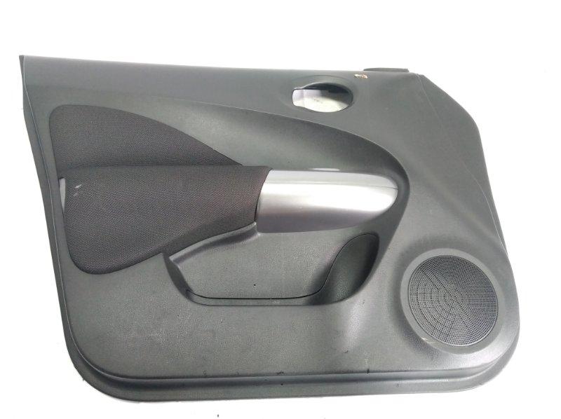 Обшивка дверей Nissan Juke YF15 HR15DE 2011 передняя левая