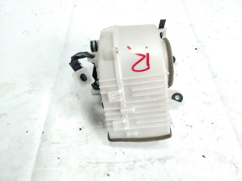 Мотор охлаждения батареи Toyota Harrier AVU65W 2ARFXE 2014 задний правый