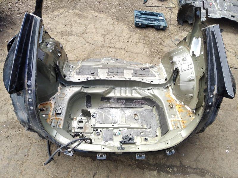 Тазик железный Toyota Harrier AVU65W 2ARFXE 2014 задний