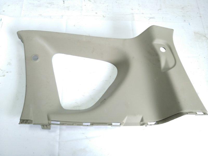 Обшивка багажника Toyota Passo Sette M502E 3SZFE 2010 задняя правая