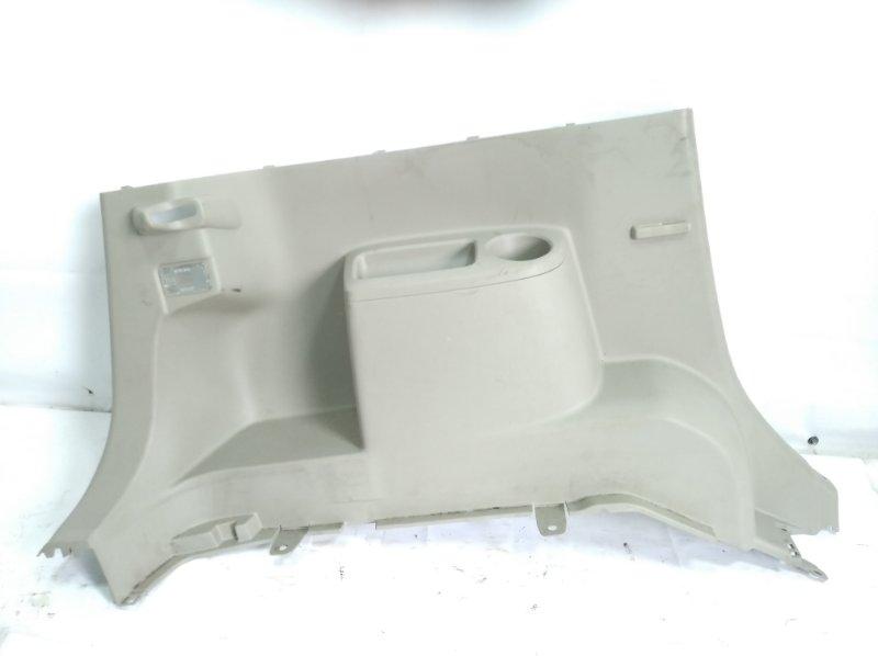 Обшивка багажника Toyota Passo Sette M502E 3SZFE 2010 задняя левая