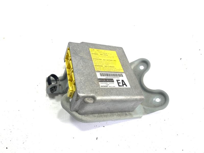 Блок управления airbag Toyota Passo Sette M502E 3SZFE 2010 левый