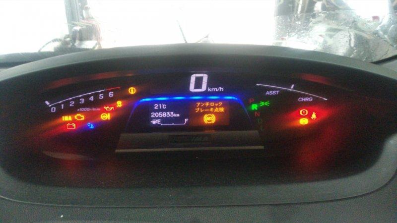 Спидометр Honda Freed Spike GP3 LEA 2012 передний