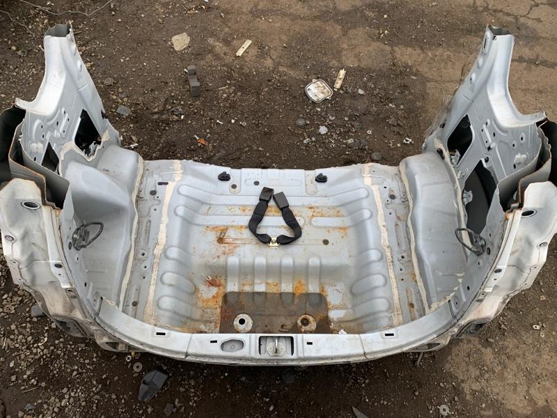 Тазик железный Toyota Passo Sette M502E 3SZFE 2010 задний