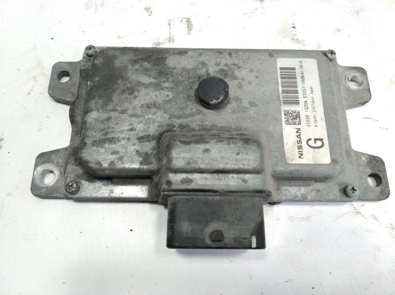 Блок управления автоматом Nissan Serena NC25 MR20DE 2010