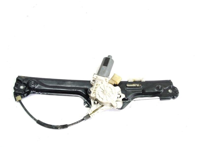 Стеклоподъемник Bmw X6 E71 11.2008 задний левый