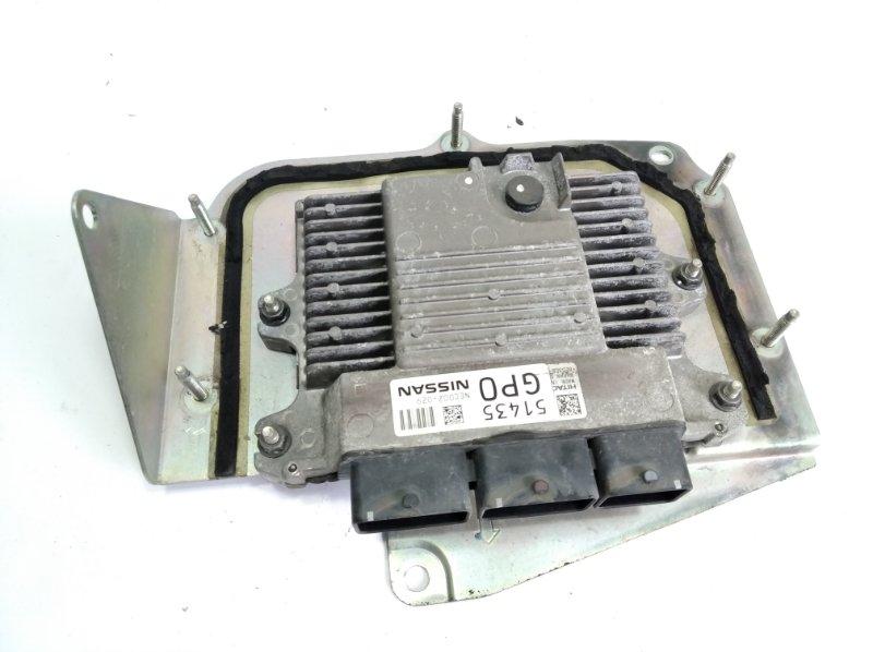 Блок управления efi Nissan Serena HC26 MR20DD 2013 передний