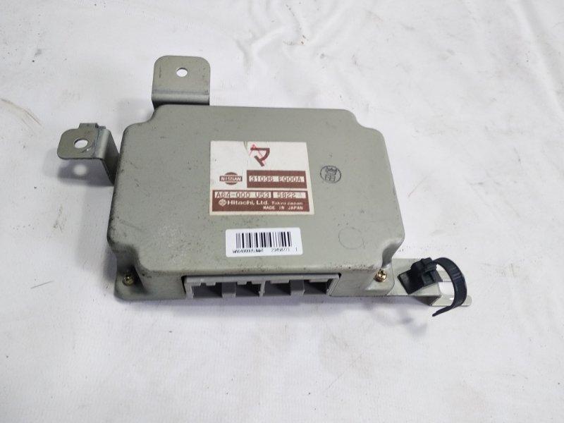 Блок управления автоматом Nissan Xtrail T30 QR20DE 2005