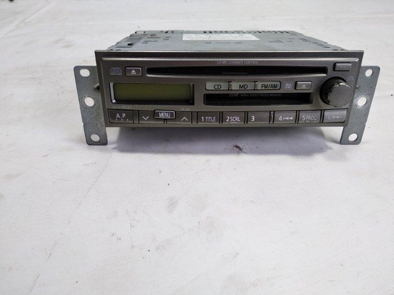 Магнитофон Nissan Xtrail T30 QR20DE 2005