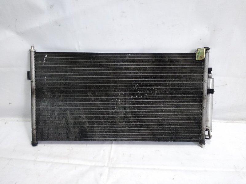 Радиатор кондиционера Nissan Xtrail T30 QR20DE 2005